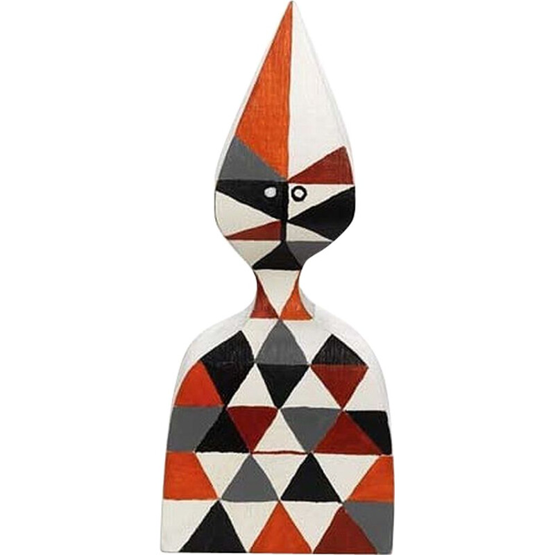 """Wooden Dolls No. 12"" by Alexander Girard pour VITRA."