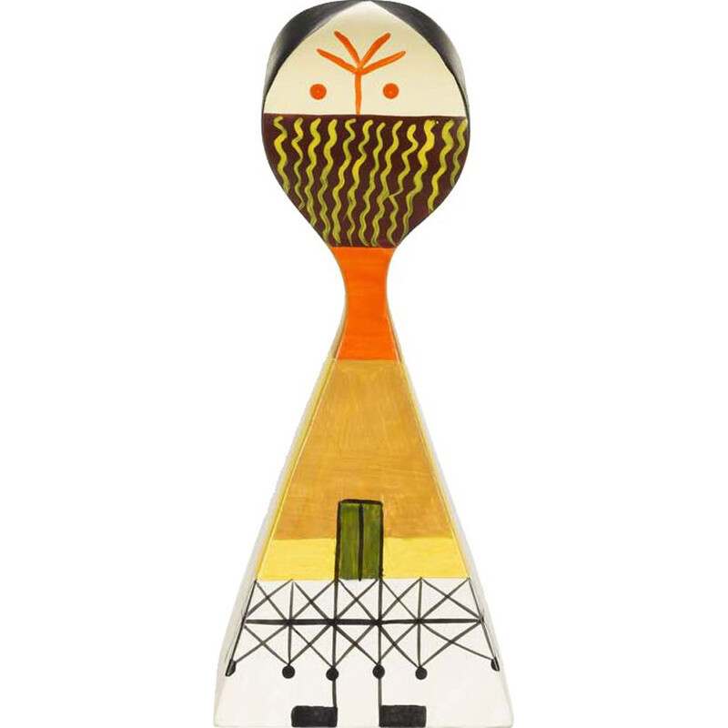 """Wooden Dolls No. 13"" by Alexander Girard pour VITRA."