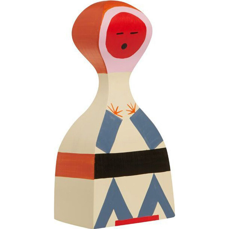 """""""Wooden Dolls No. 18"""" by Alexander Girard pour VITRA."""
