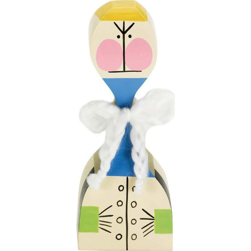 """""""Wooden Dolls No. 21"""" by Alexander Girard pour VITRA."""