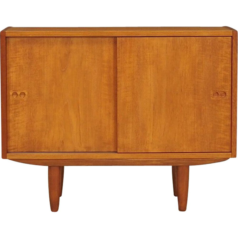 Vintage danish cabinet by Ib Kofod-Larsen in teakwood 1970