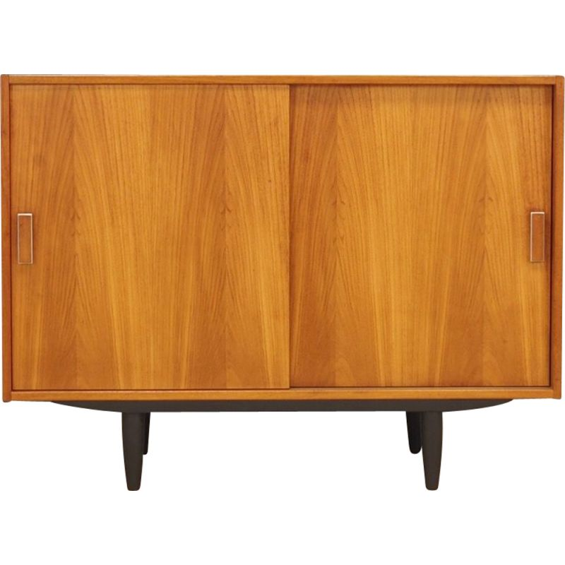 Vintage scandinavian cabinet in teakwood 1970