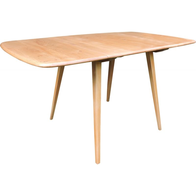 Vintage dining table Drop Leaf By Lucian Ercolani For Ercol, 1960s