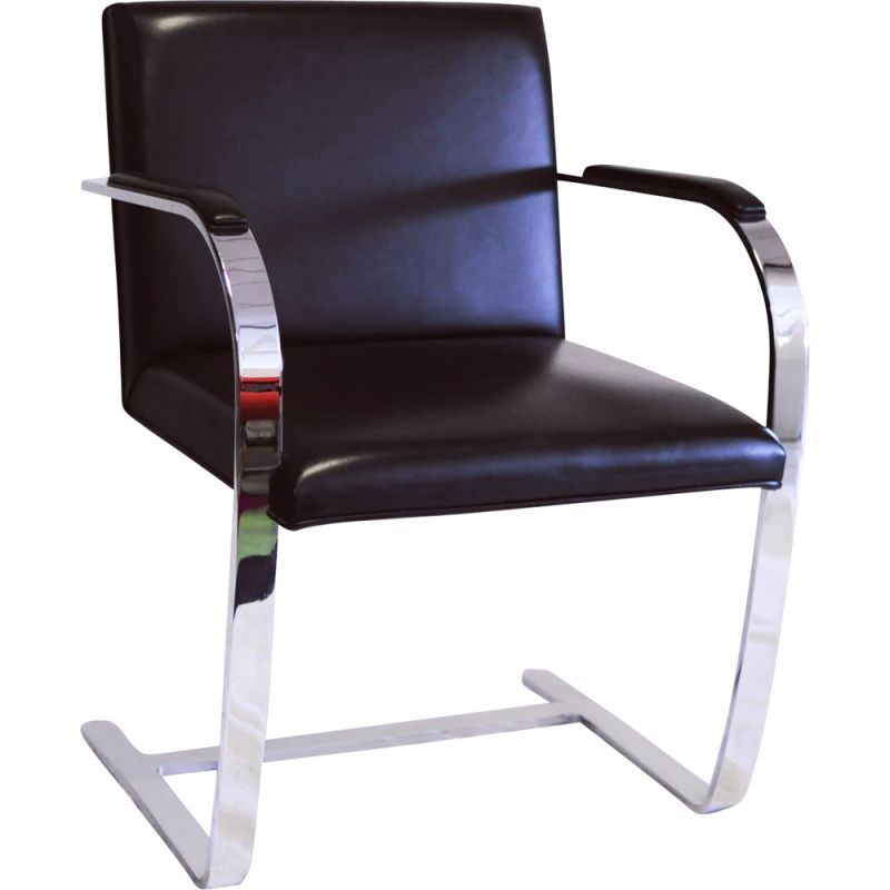 Vintage chair brno by Mies Van Der Rohe for Knoll