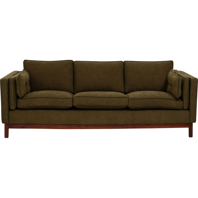 Vintage 3-seater sofa by Folke Ohlsson for DUX,1960