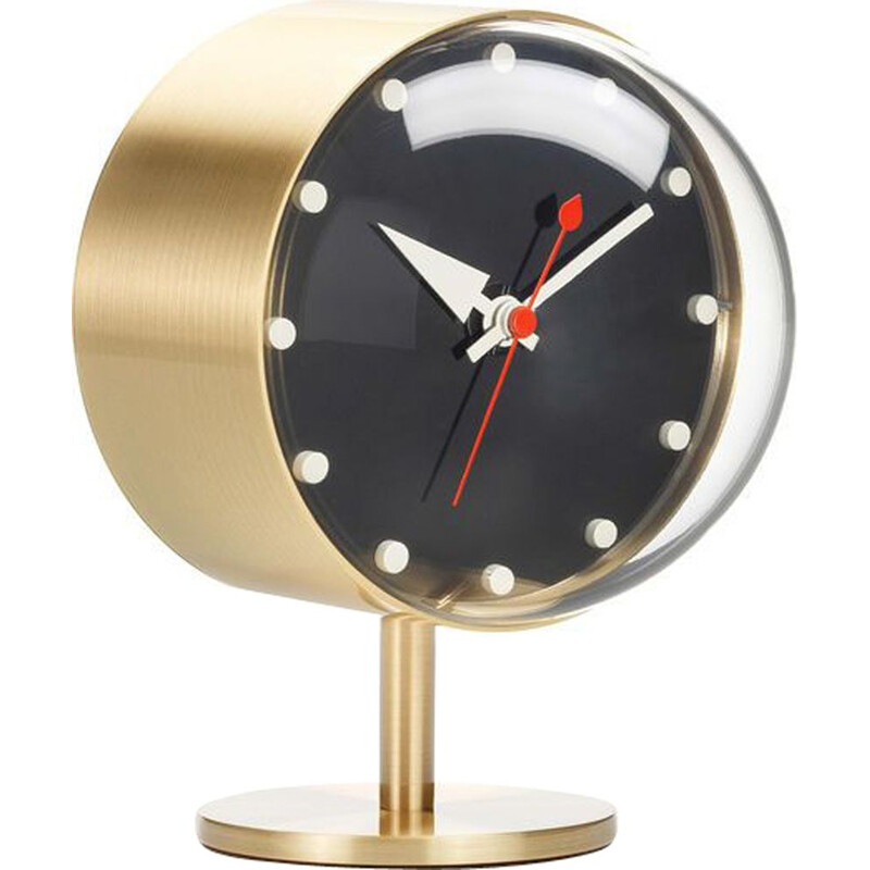 """Desk Clocks - Night Clock"" by George Nelson for VITRA"