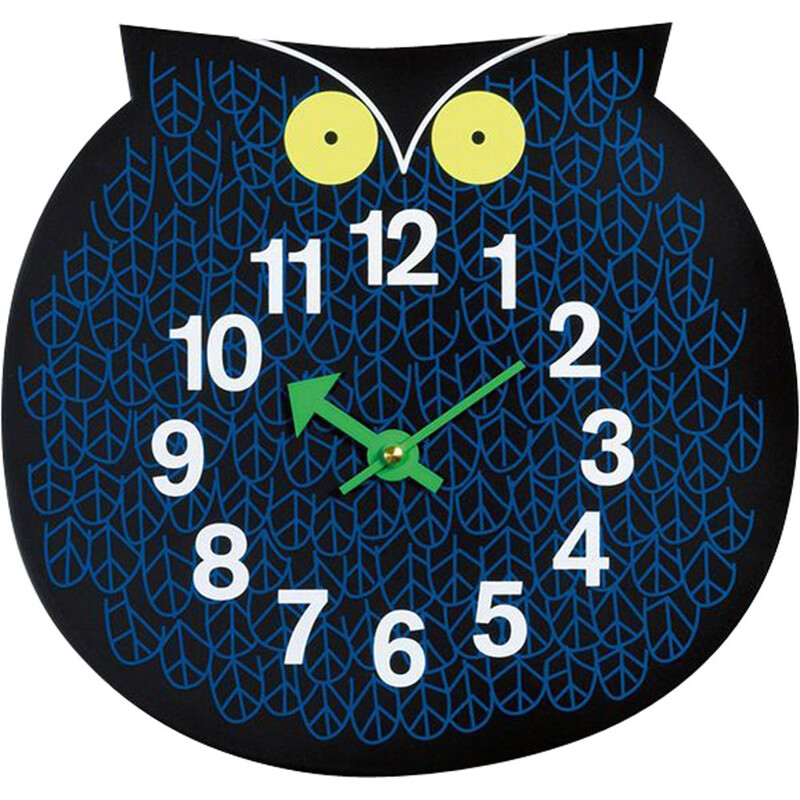 """Zoo Timers - Omar the Owl"" by George Nelson for VITRA"