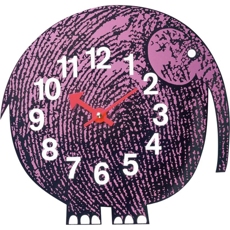 """""""Zoo Timers - Elihu the Elephant"""" by George Nelson for VITRA"""