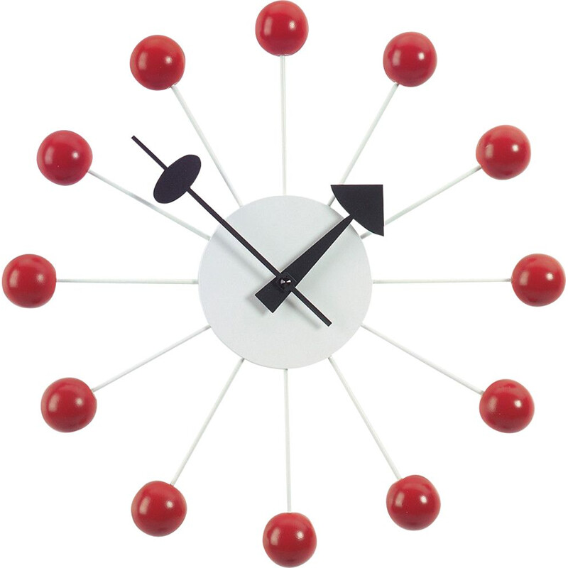 """Wall Clocks - Ball Clock"" by George Nelson for VITRA"