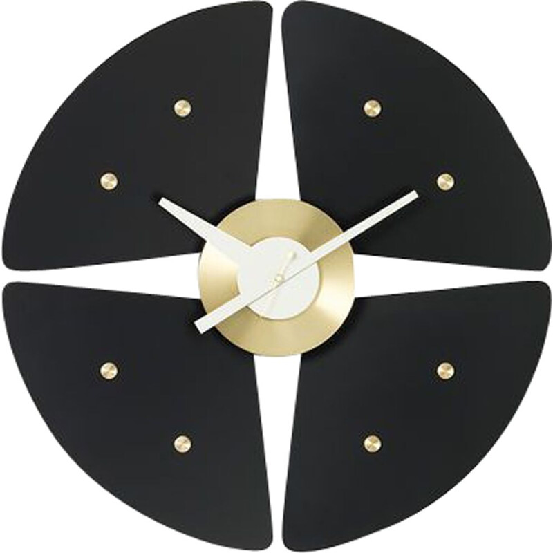 """Wall Clocks - Petal Clock"" by George Nelson for VITRA"