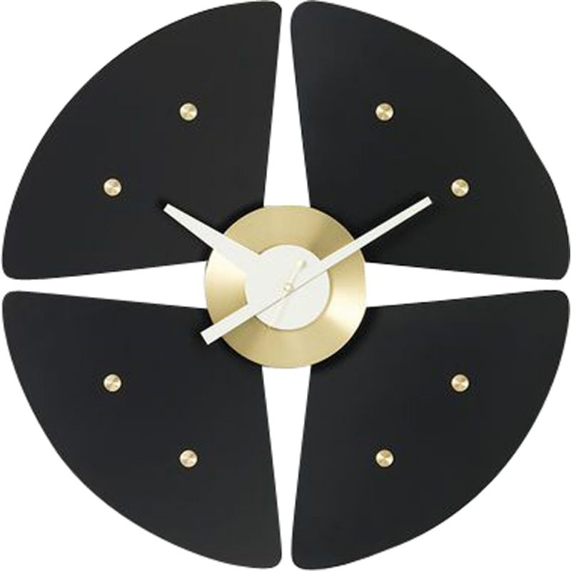 """""""Wall Clocks - Petal Clock"""" by George Nelson for VITRA"""