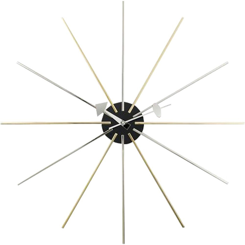 """Wall Clocks - Star Clock"" by George Nelson for VITRA"