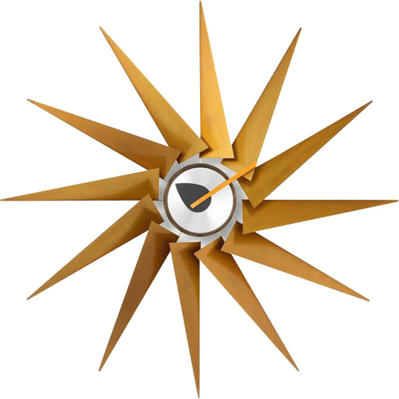 """Wall Clocks - Turbine Clock"" by George Nelson for VITRA"