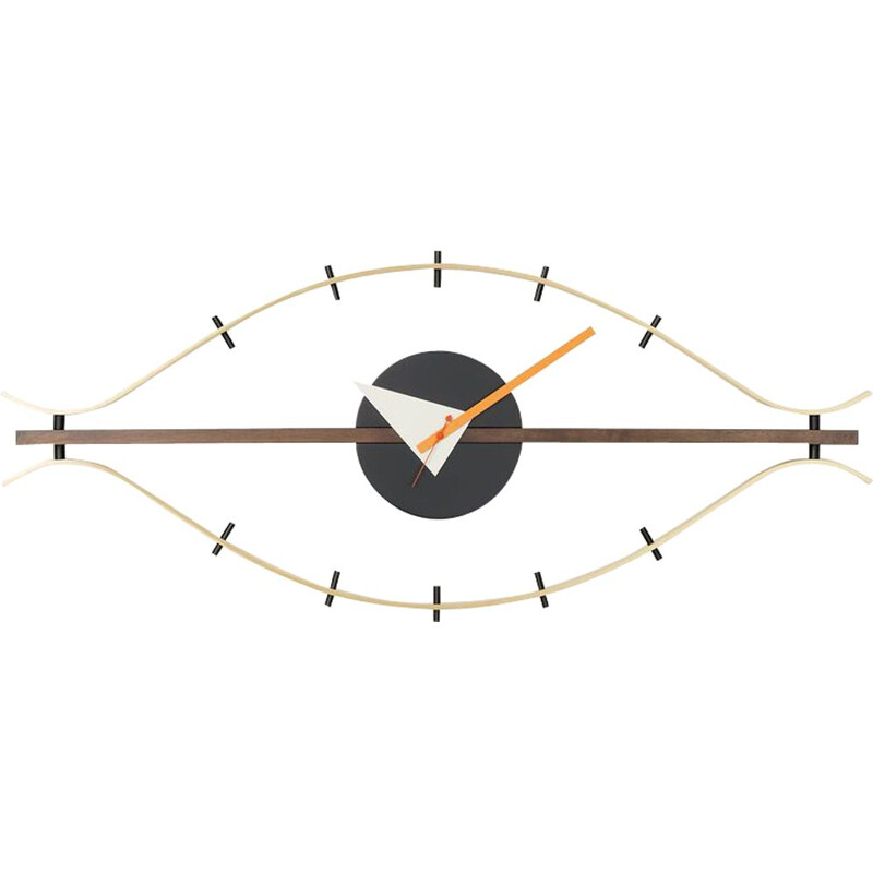 """Wall Clocks - Eye Clock"" by George Nelson for VITRA"