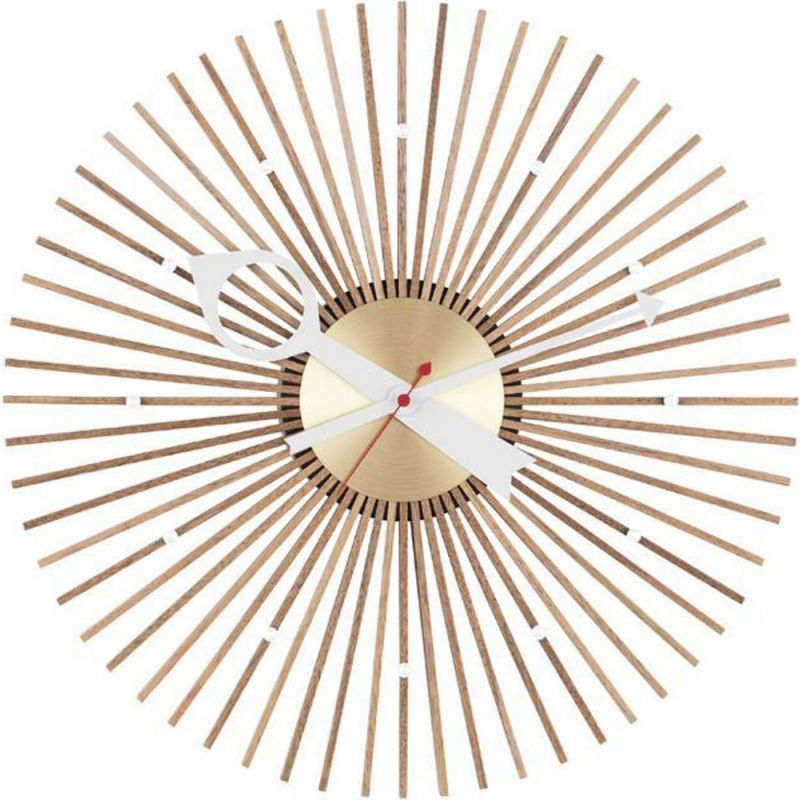 """""""Wall Clocks - Popsicle Clock"""" by George Nelson for VITRA"""