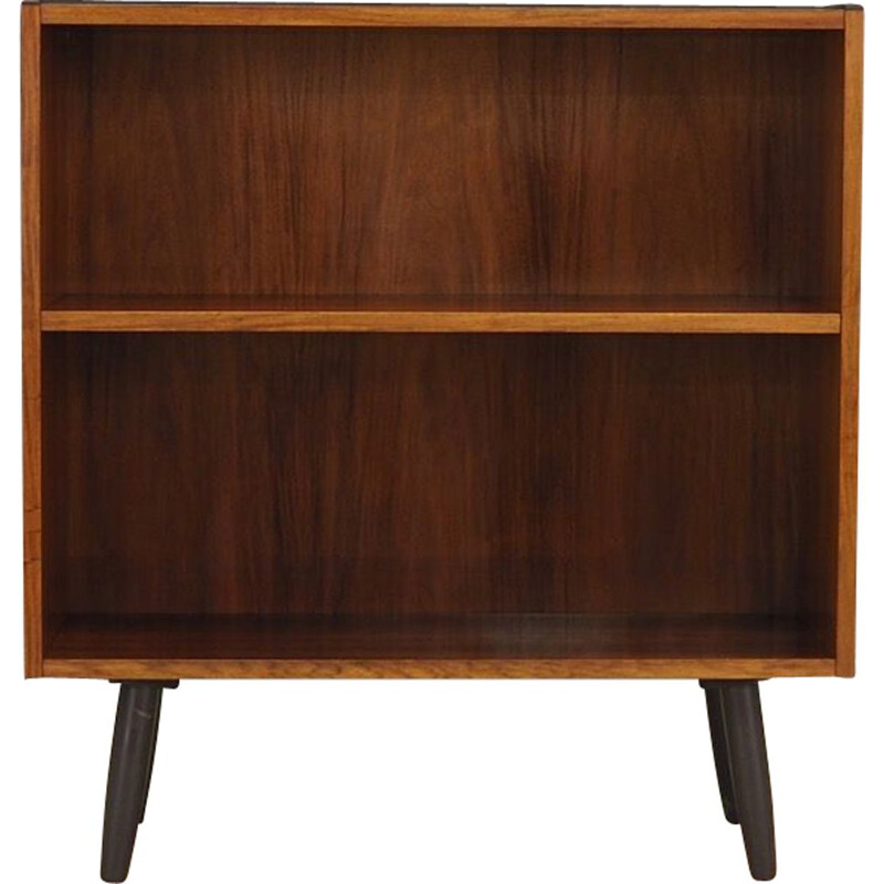 Vintage bookcase in rosewood Denmark 1960-70s