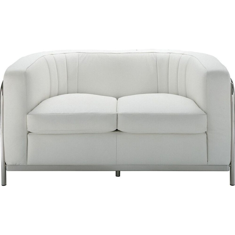 """Onda"" 2-seater sofa by De Pas, D'Urbino & Lomazzi for ZANOTTA"