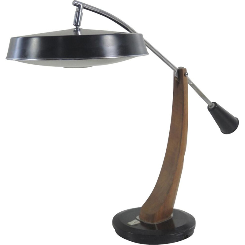 Vintage desk lamp model President 520C by Fase, 1960s