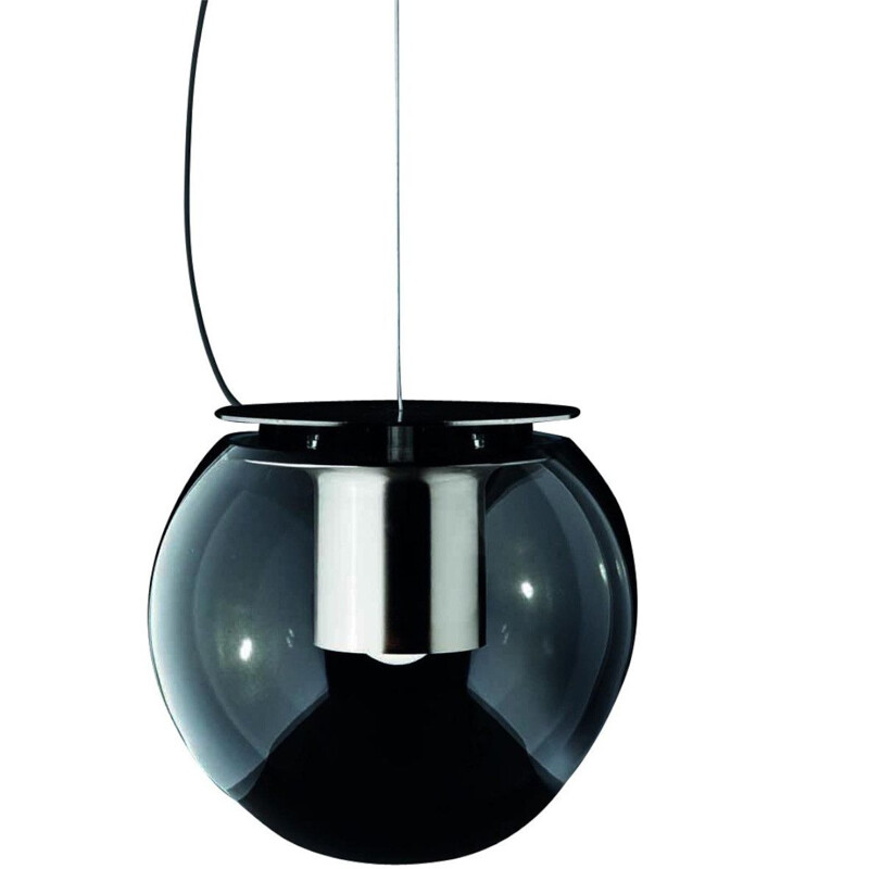 """The Globe 828"" pendant lamp by Joe Colombo for OLUCE"