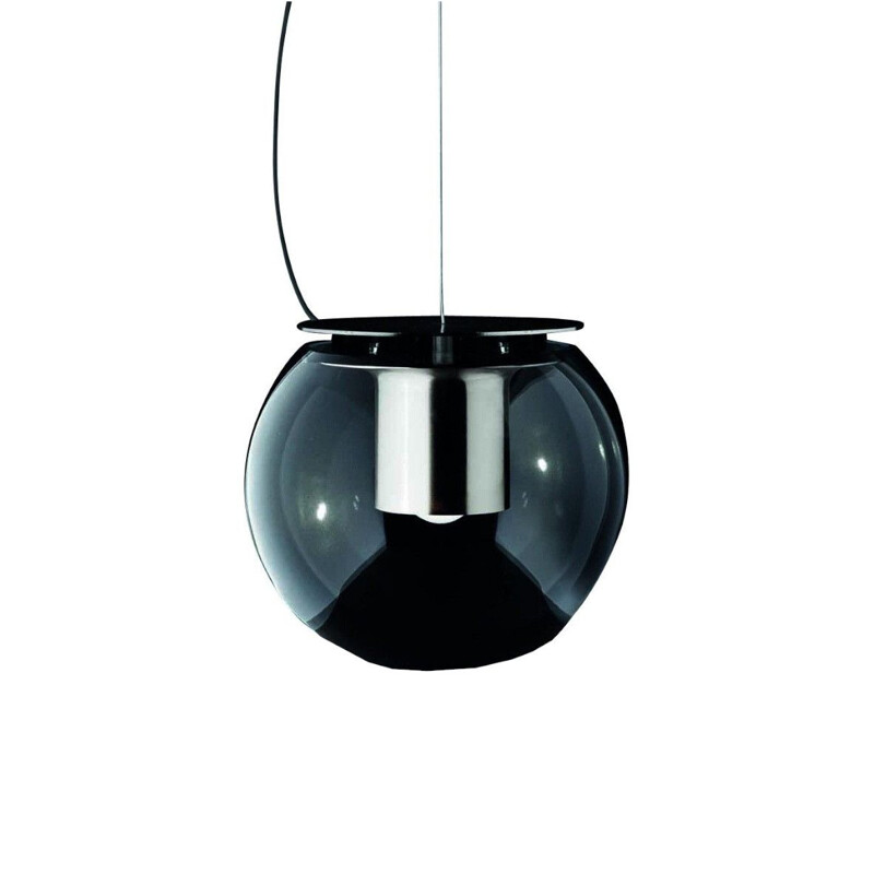 """The Globe 827"" pendant lamp by Joe Colombo for OLUCE"