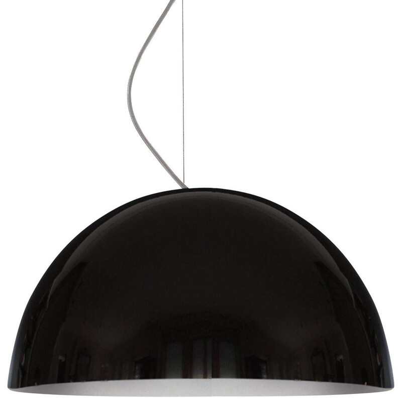 """Sonora 408"" pendant lamp by Vico Magistretti for OLUCE"