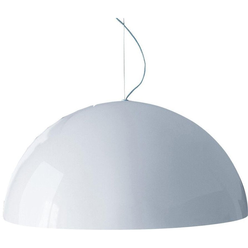 """Sonora 490 BC"" pendant lamp by Vico Magistretti for OLUCE"