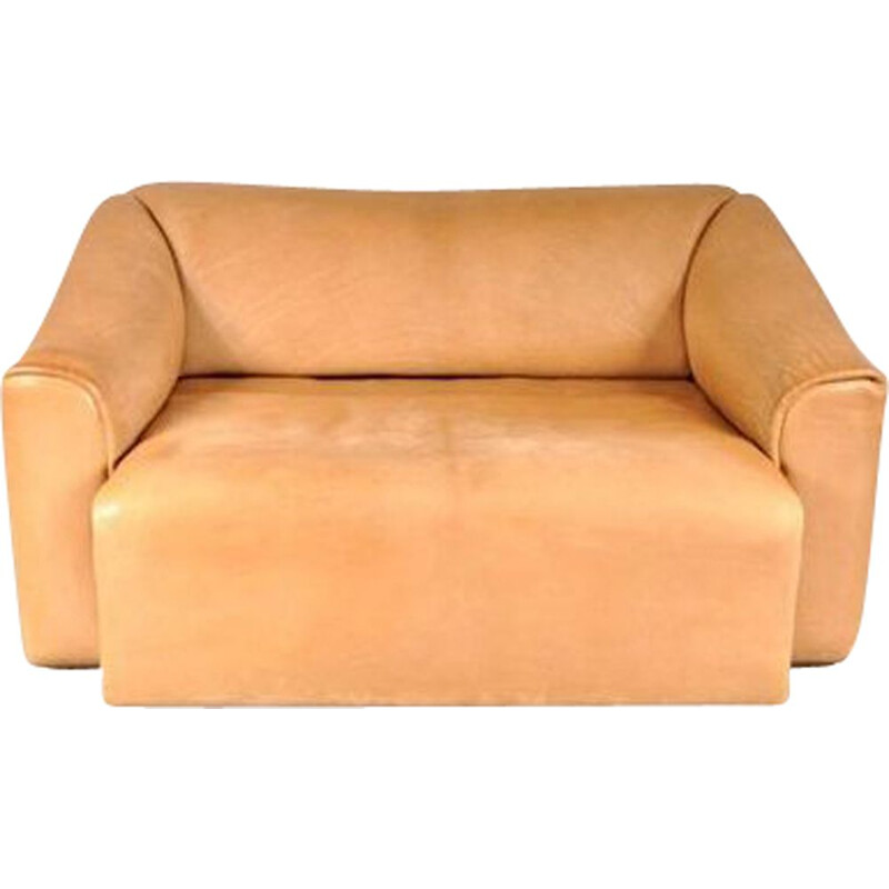 Vintage DS47 sofa for De Sede in beige leather 1960