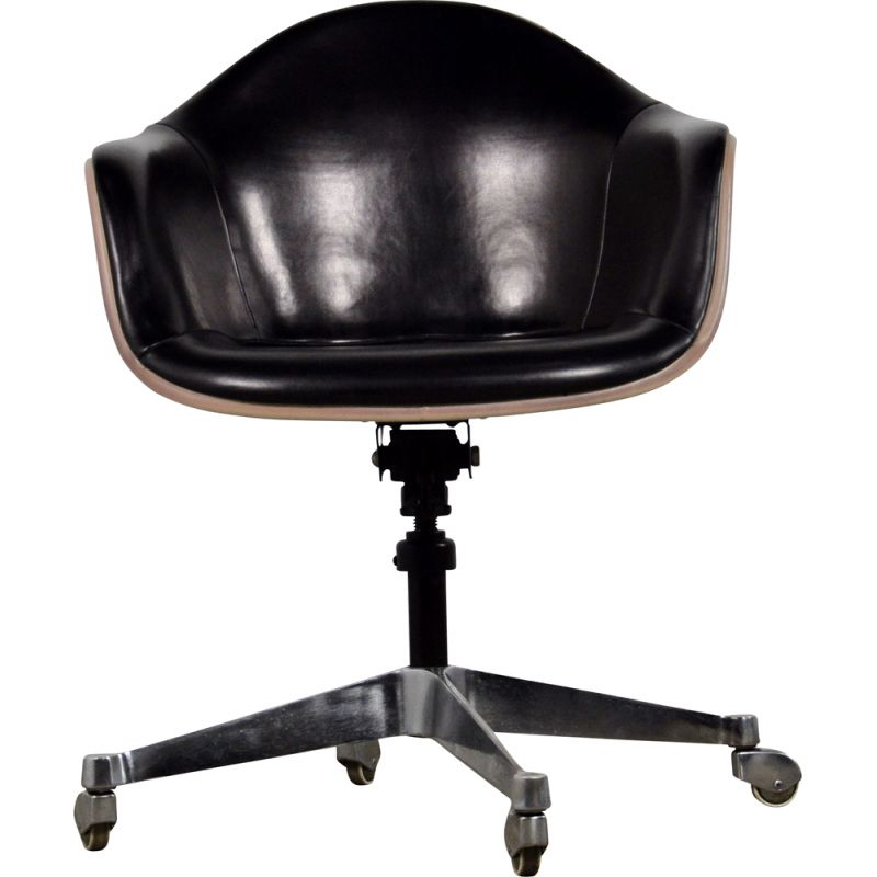 Vintage Office Chair by Charles Eames for Herman Miller 1970s
