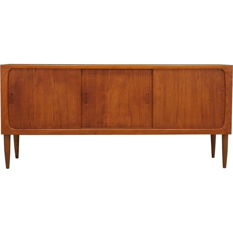 Small Danish sideboard in teak