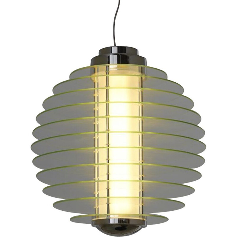 """0024/XXL"" pendant lamp by Gio Ponti for FONTANA ARTE"