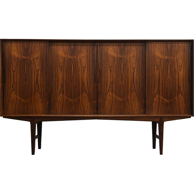 Vintage danish sideboard for Knud Nielsen in rosewood 1960