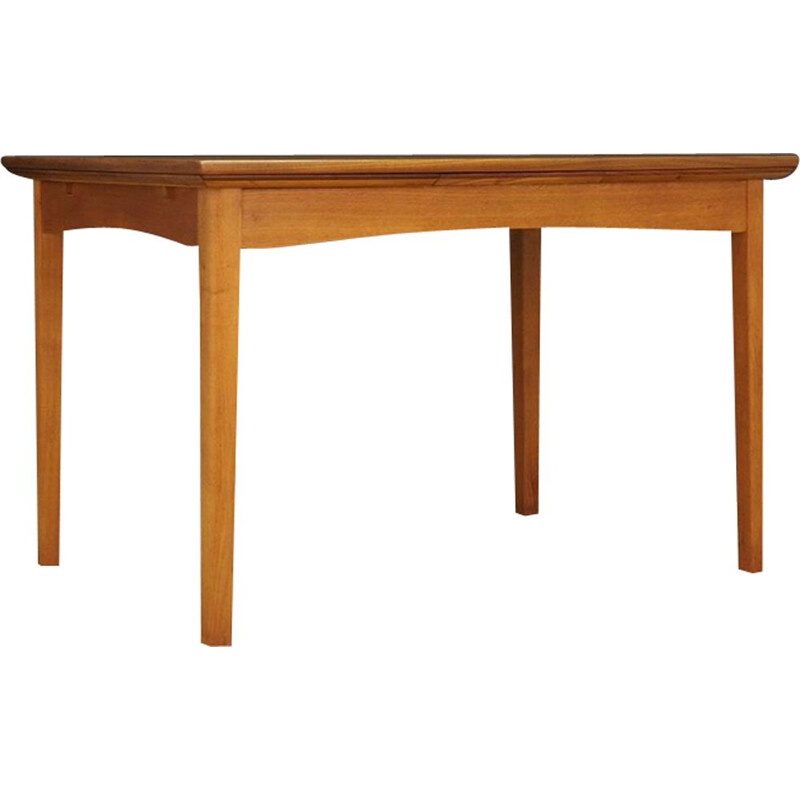 Vintage danish table in teakwood 1960