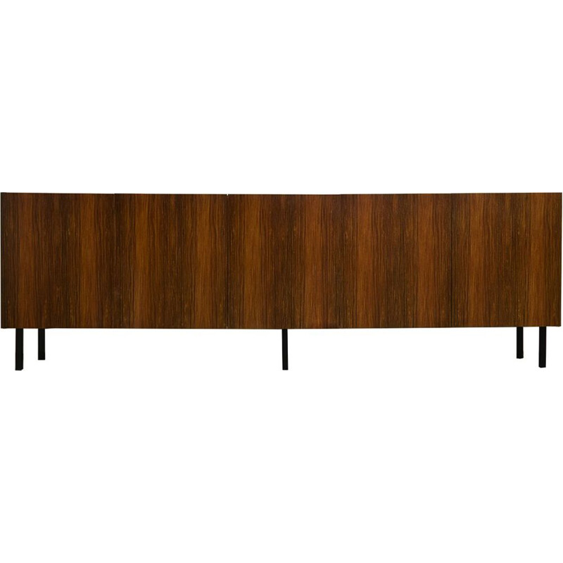 Vintage sideboard in rosewood Germany 1960s