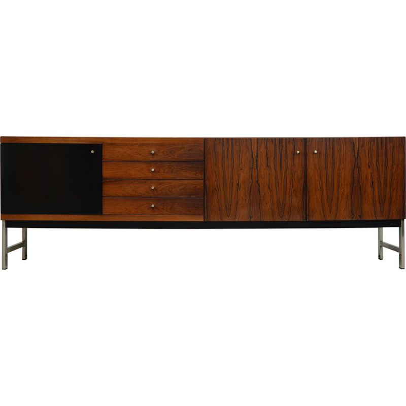 Vintage sideboard in rosewood from Fristho 1960s