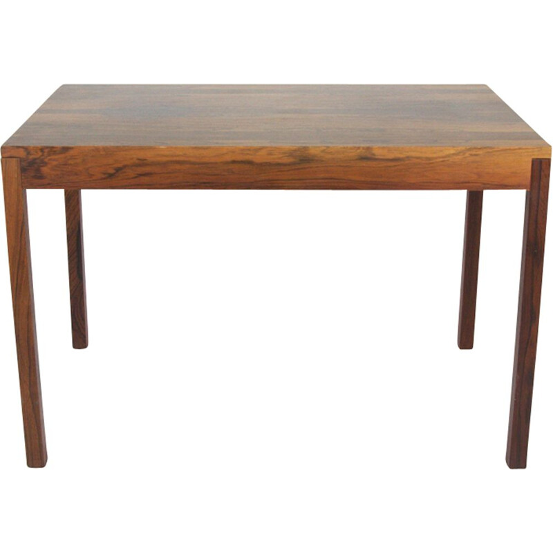 Vintage rosewood coffee table 1970
