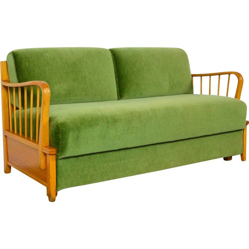 Vintage sofa - daybed by Mignon Möbel Germany 1960s