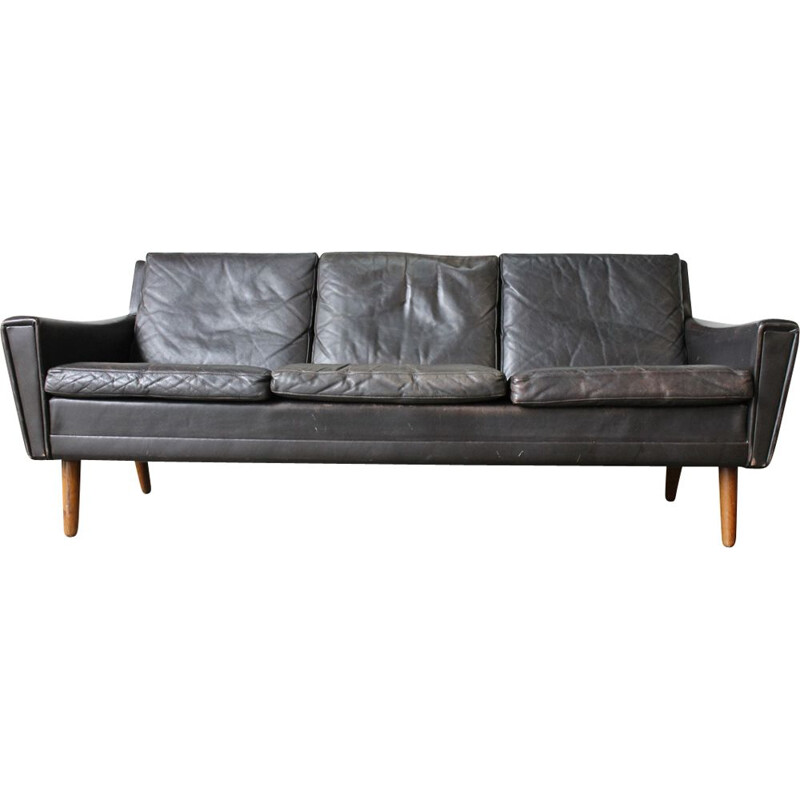 Danish 3-seater sofa by Georg Thams for Vejen