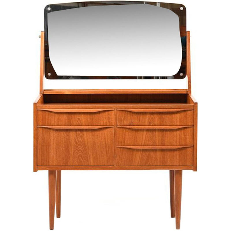 Danish dressing table in teak