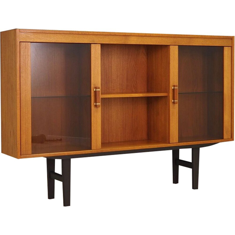 Scandinavian highboard made of teak