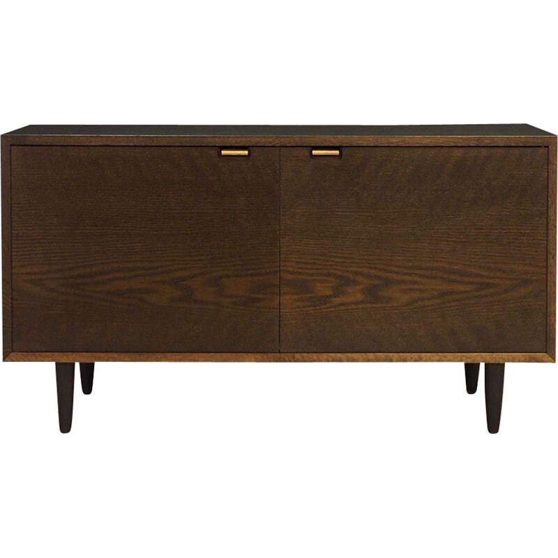 Danish chest of drawers in oakwood