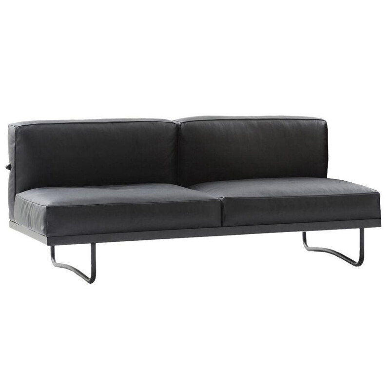 """LC5"" 2-seater sofa, Le Corbusier for CASSINA"