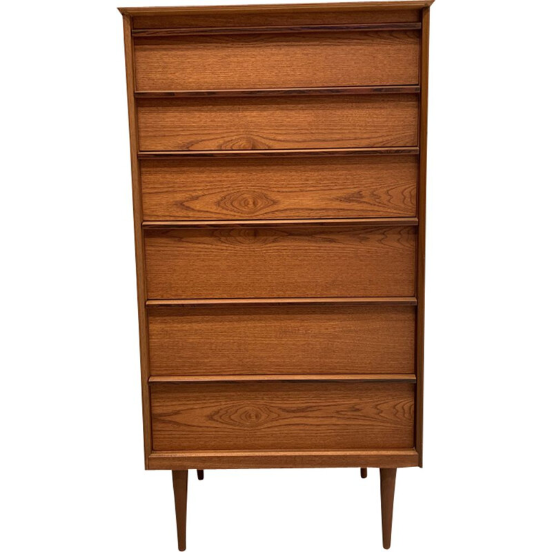 Vintage chest of drawers by Austinsuite in teakwood 1960
