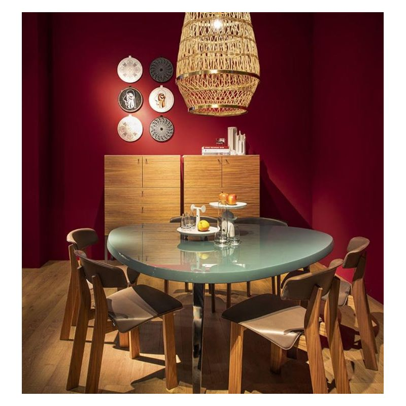 Mexique Dining Table 164cm Charlotte Perriand For Cassina