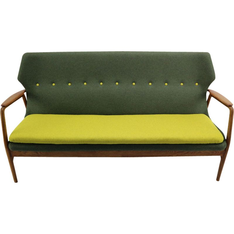 Vintage sofa by Aksel Bender Madsen for Bovenkamp 1950s