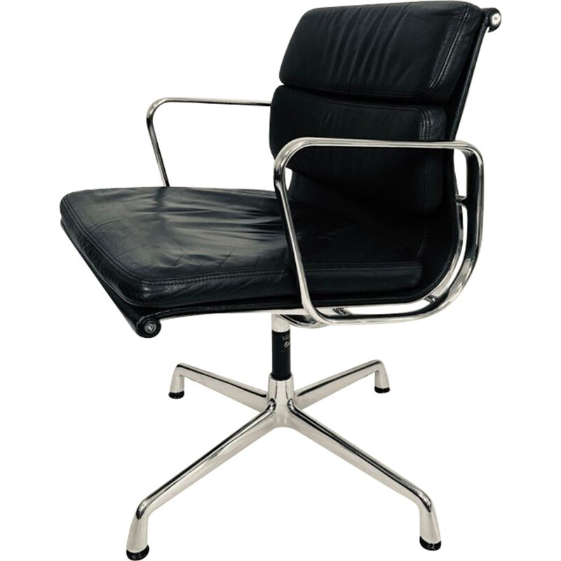 Vintage desk chair Soft Pad EA217 by Charles & Ray Eames for Vitra 1960s