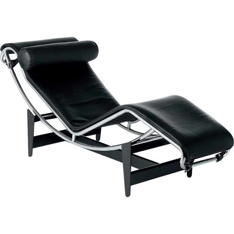 """LC4"" lounge chair, Le Corbusier for CASSINA"