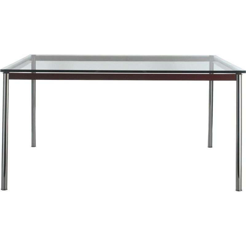 """LC10-P"" table, 120 cm, Le Corbusier for CASSINA"