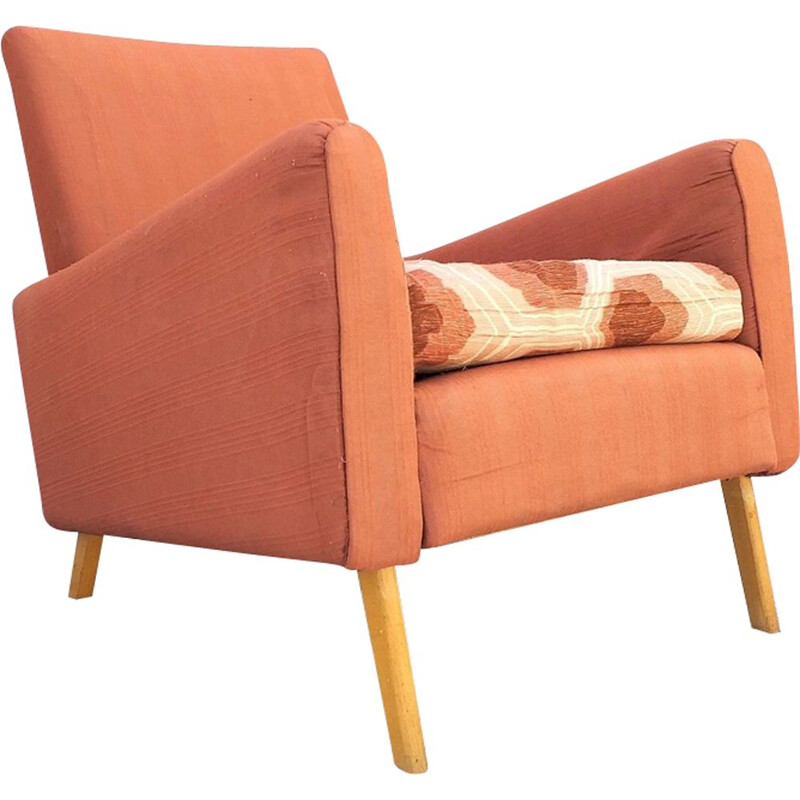 Vintage Scandinavian armchair from the 60s