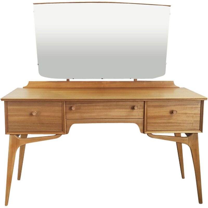 Vintage dressing table by Alfred Cox for AC Furniture, 1960s