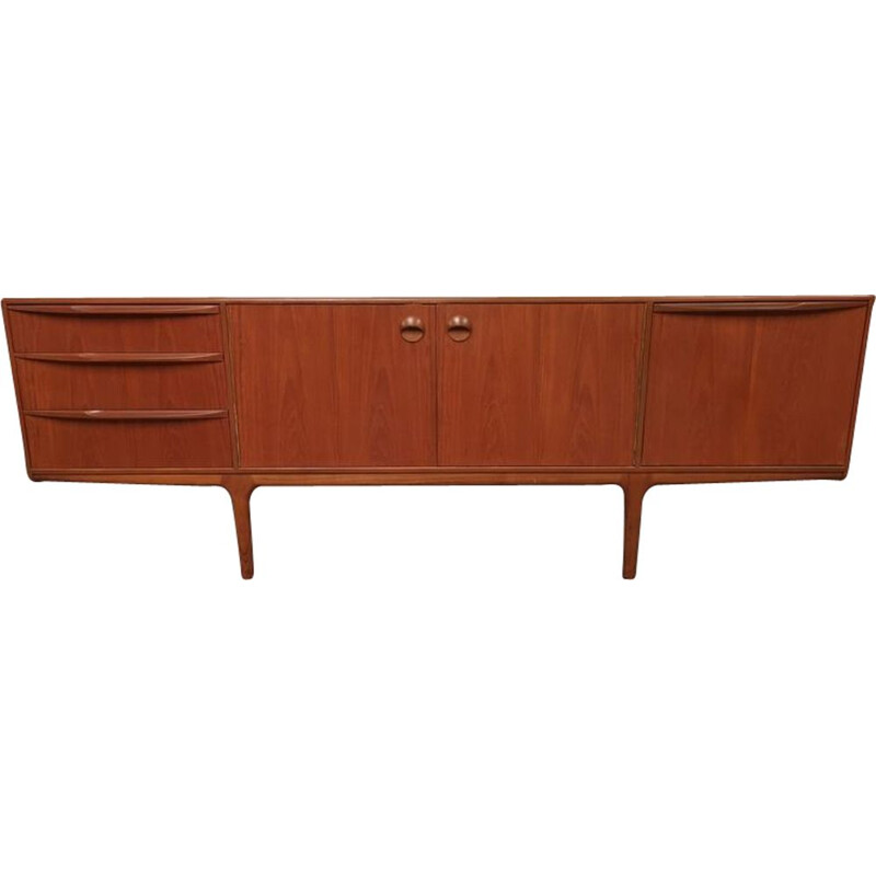 Long sideboard in teak by MacIntosh